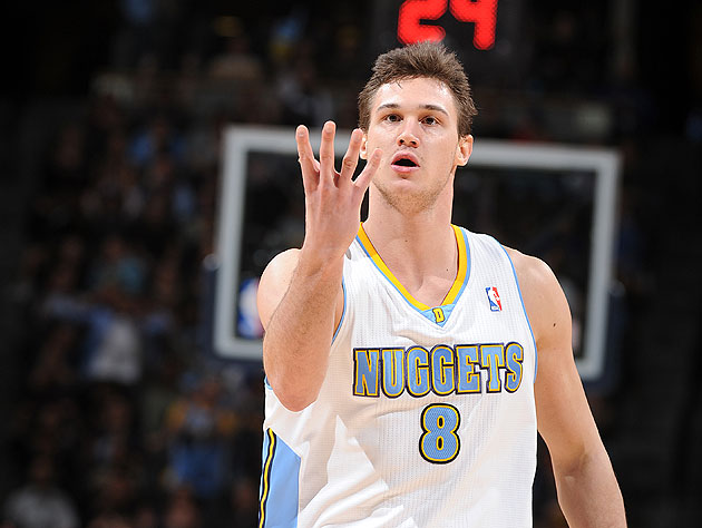 Danilo Gallinari hits 'shot of the year' candidate/taco deal cl…