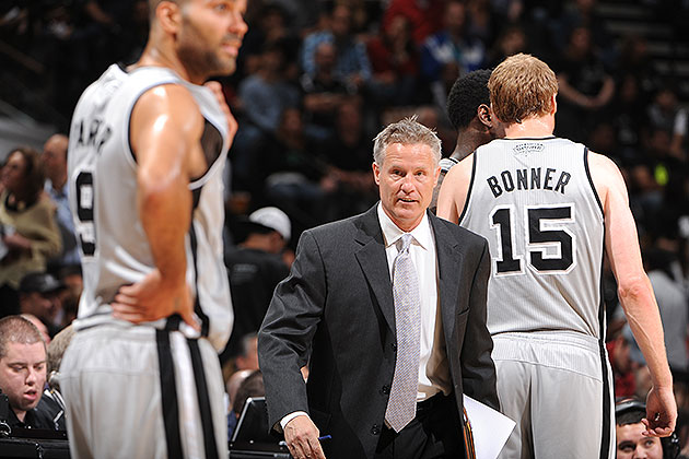 Report: Philadelphia 76ers hire ex-Spurs assistant Brett Brown …