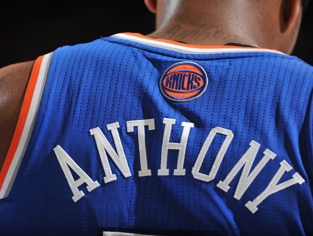 Following a tiff with Iman Shumpert, Carmelo Anthony concludes …