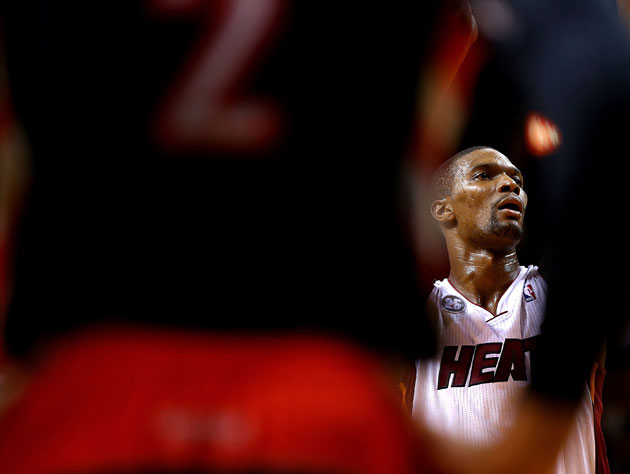 Chris Bosh thinks he has his Hall of Fame candidacy more or les…