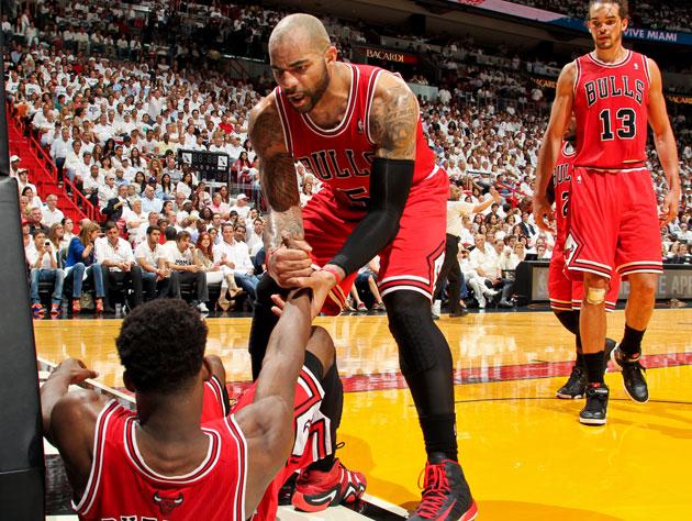 The Chicago Bulls? Gone till November