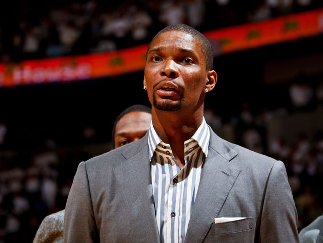 Chris Bosh 'thought it was over' for Heat after suffering abdom…