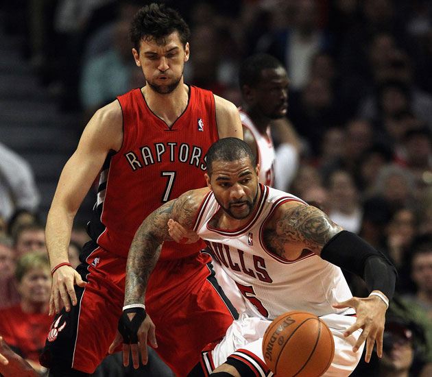 The Chicago Bulls and Toronto Raptors have reportedly discussed…