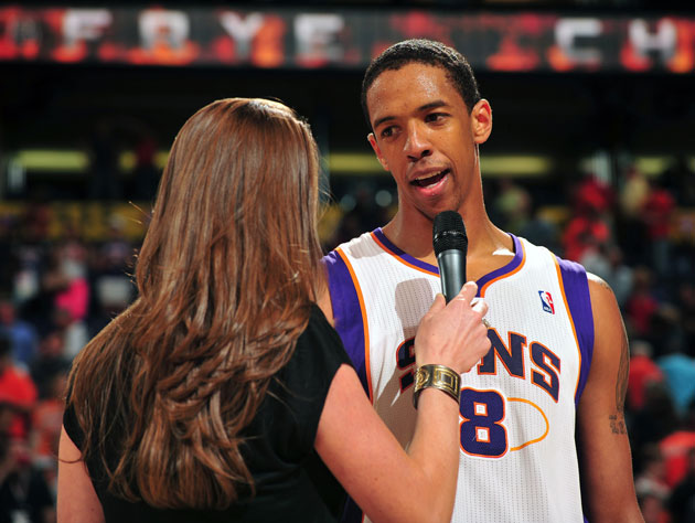 Channing Frye has been cleared by doctors to resume playing, is…