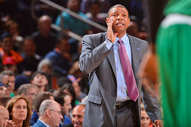 Doc Rivers fined $25,000 for criticizing officials after Game 2