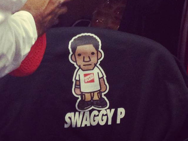 Nick Young wears 'Swaggy P' shirt after 76ers win, Doug Collins…