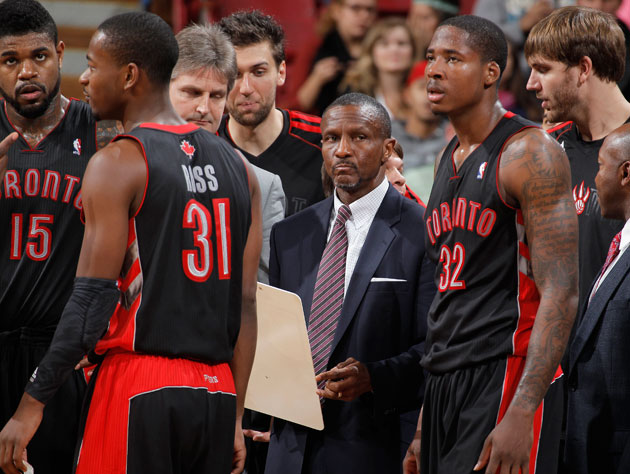 Despite his team's struggles, Toronto Raptors coach is still up…