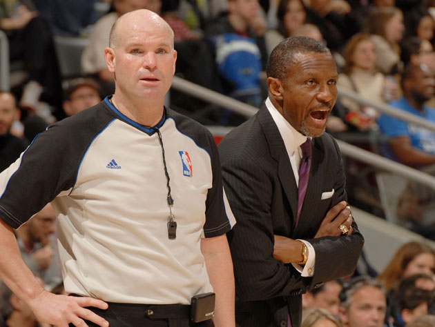 Raptors coach Casey fined for criticizing refs