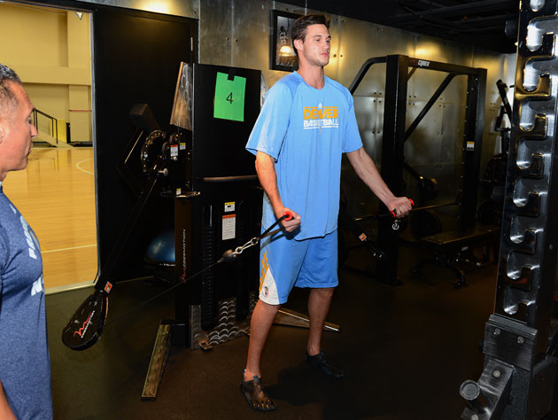 The Denver Nuggets gambled on Danilo Gallinari's recovery from …