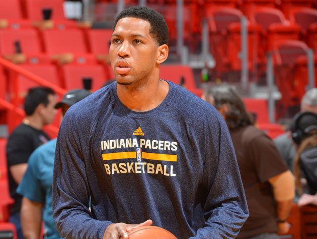 Danny Granger is returning to the Indiana Pacers, but not reall…
