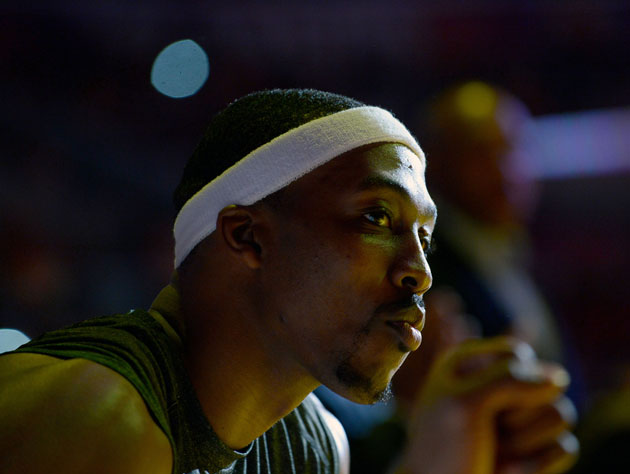 Dwight Howard, finally: 'I apologize for the way I handled' his…