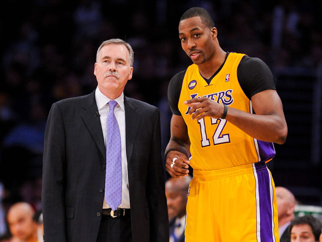 Mike D'Antoni thinks that Dwight Howard is going to be pretty u…