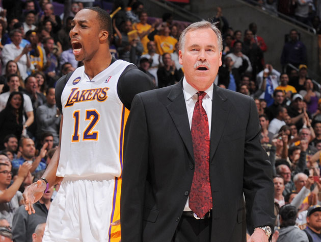 Mike D'Antoni cannot fathom why Dwight Howard would leave 'a pl…