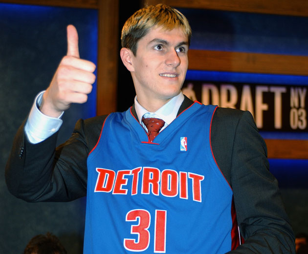 Darko Milicic, currently on NBA hiatus to attend to his family,…