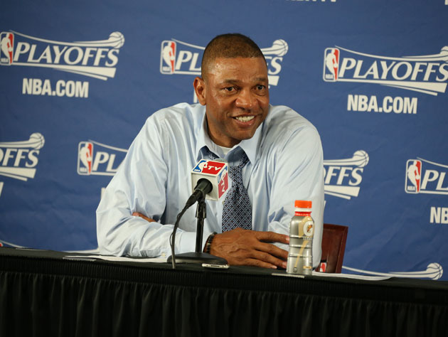 Doc Rivers is ready to lead the Los Angeles Clippers to newer, …