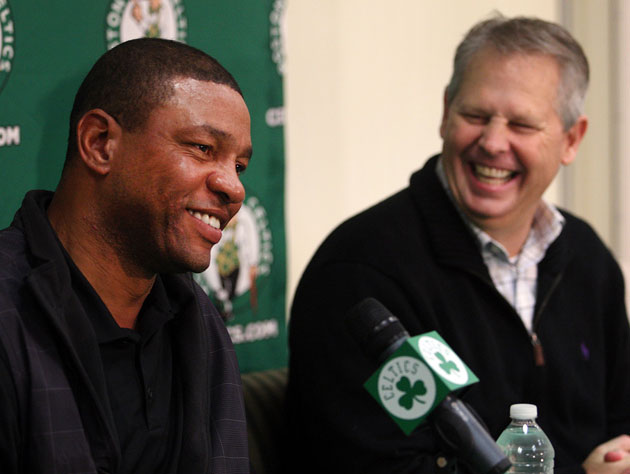 Doc Rivers is reportedly hesitant to return to coach the Boston…