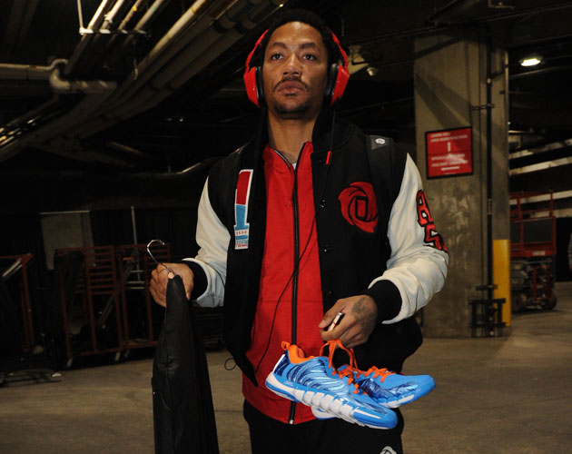 Unlike last season, Derrick Rose will 'most likely not' practic…