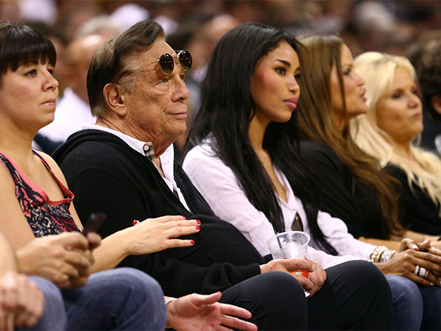Clippers owner Donald Sterling may have used a racial slur whil…