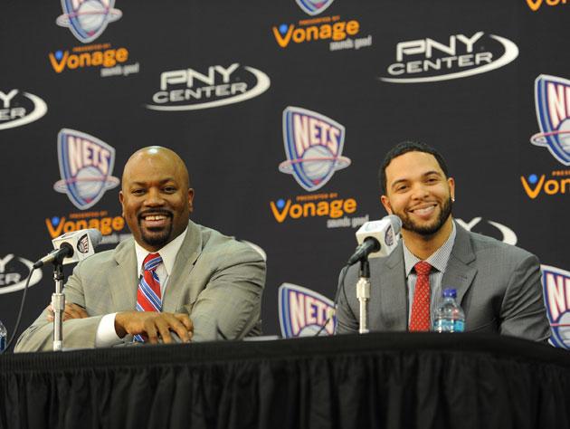 Deron Williams gave Nets GM Billy King advice on Dwight Howard,…