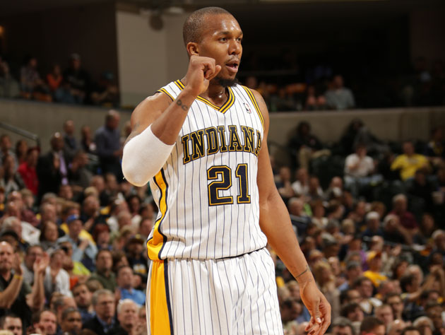 The Indiana Pacers have taken the Central lead based heavily on…