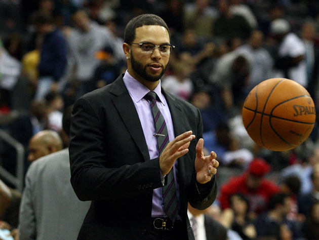 Deron Williams re-signs with the Brooklyn Nets, and we have to …