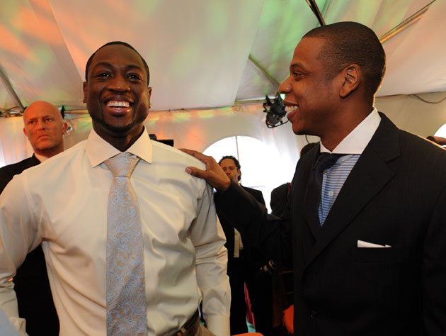 Dwyane Wade ruminates on meeting with the Nets in 2010: 'Jay-Z …