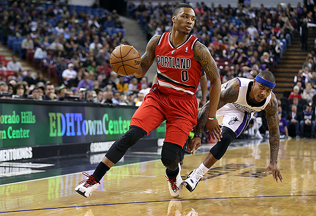 Respect due: Damian Lillard scores 14 points in 49 seconds, but…
