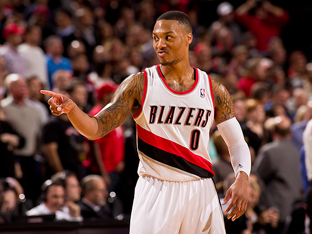 Blazers' Damian Lillard will be first player ever to compete in…