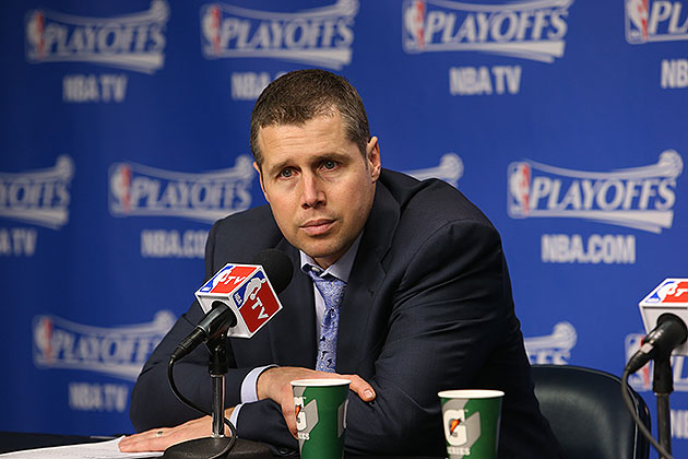 Wolves to interview Grizzlies' Dave Joerger for coaching vacanc…