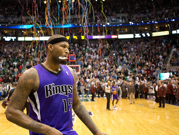 DeMarcus Cousins, reinstated after suspension, on playing vs. K…