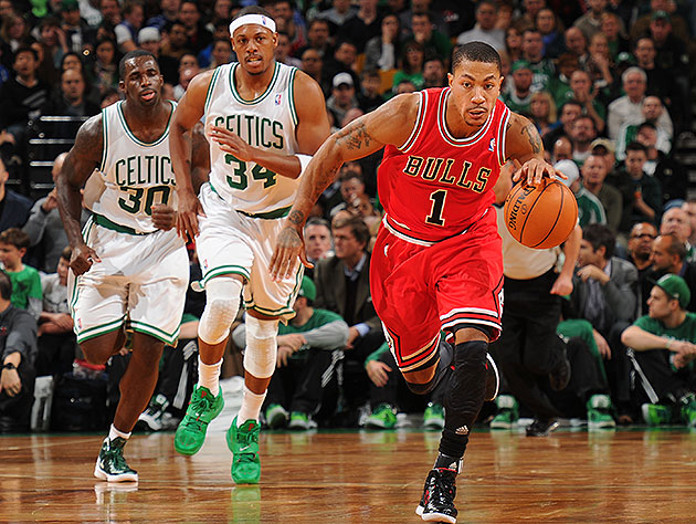 Derrick Rose says he 'will definitely be playing' in first game…