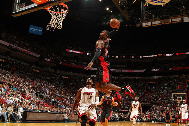 BDL Interview: Terrence Ross on the Dunk Contest: 'I don't thin…