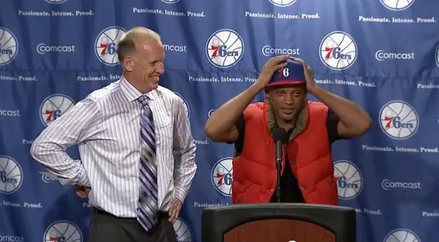 Doug Collins' search for ways to 'unlock' Evan Turner has turne…