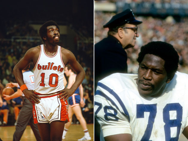 Earl Monroe recounts the time that he accidentally smoked angel…