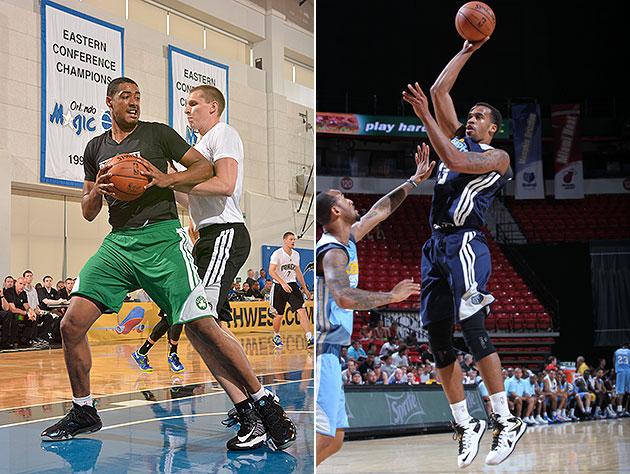 Celtics trade C Fab Melo to Grizzlies for F Donte Greene in dea…