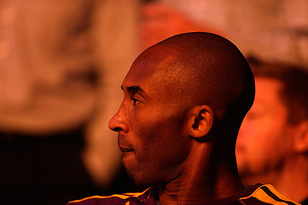 Kobe Bryant won't tweet during Lakers-Spurs Game 2 (and maybe a…