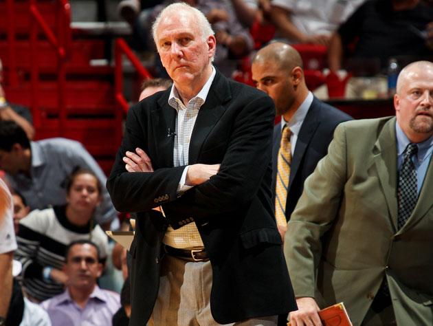 David Stern threatens the San Antonio Spurs for sitting their p…