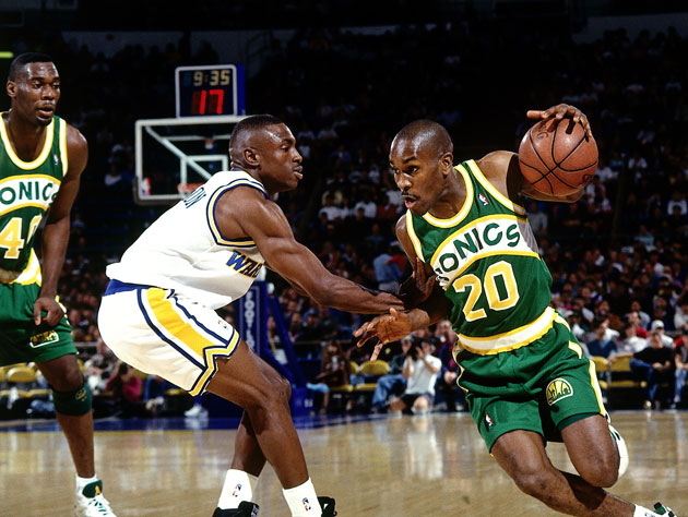 Gary Payton, according to reports, has been elected to the Bask…