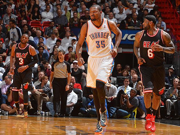 The 10-man rotation, starring the Oklahoma City Thunder, taking…