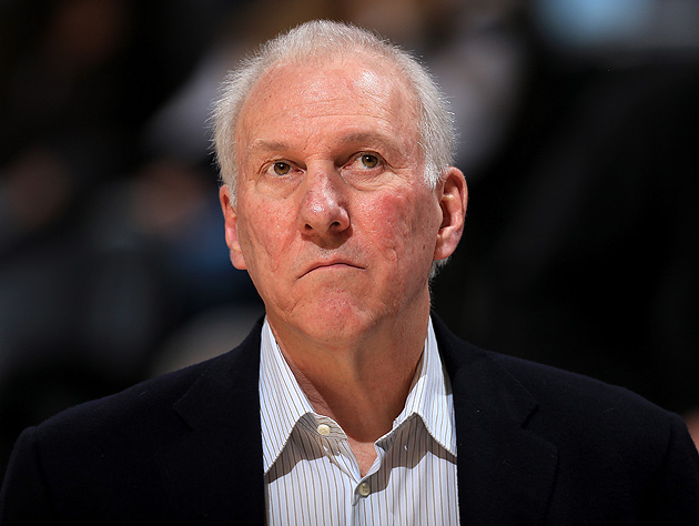 Gregg Popovich on resting Spurs starters vs. Knicks: 'I've done…