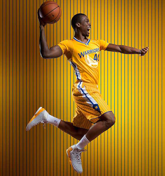 Warriors to debut tight yellow alternate jerseys with sleeves a…