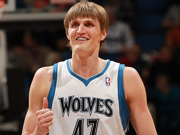 Create-a-Caption: Andrei Kirilenko thinks you're doing great