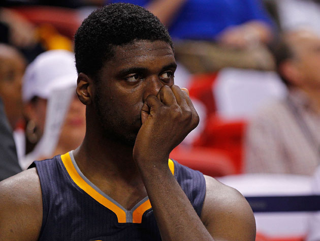Roy Hibbert's max contract offer will be matched by the Indiana…