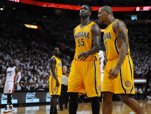 The Indiana Pacers? Gone till November
