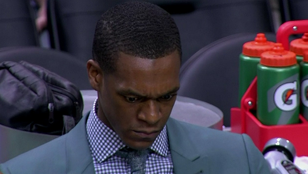 Rajon Rondo's reaction to stat sheet says it all about Celtics'…