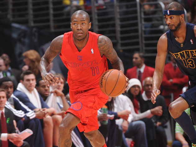 Jamal Crawford's scintillating crossover is the highlight of hi…