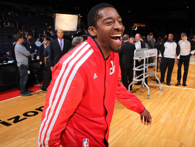 Jordan Crawford is sent to the Boston Celtics for Leandro Barbo…
