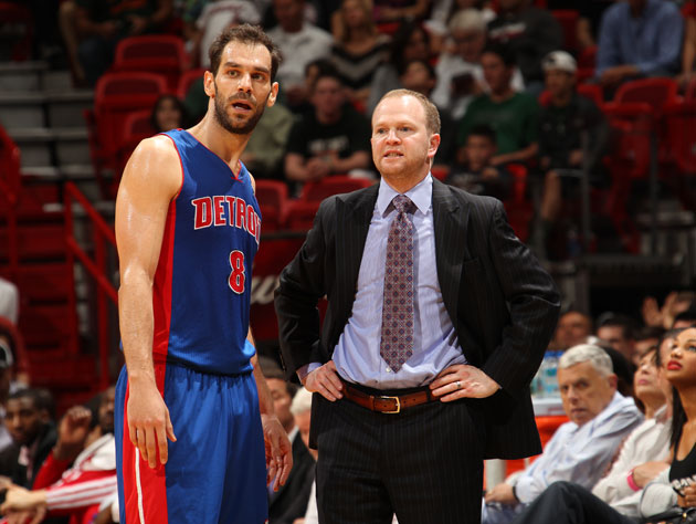 Jose Calderon is set to sign with Dallas for a lot longer than …
