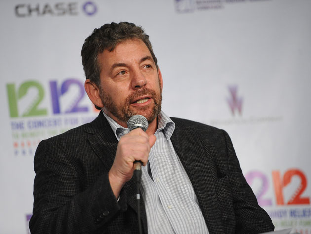 James Dolan allegedly fires then re-hires a security guard beca…
