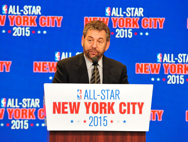 Highlights and lowlights from Knick owner James Dolan's first i…